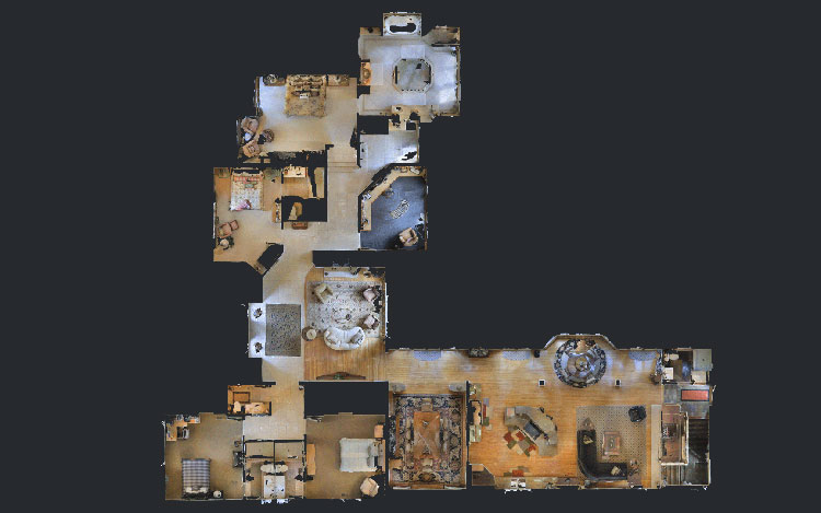 3D Virtual Imaging Matterport Pro Camera