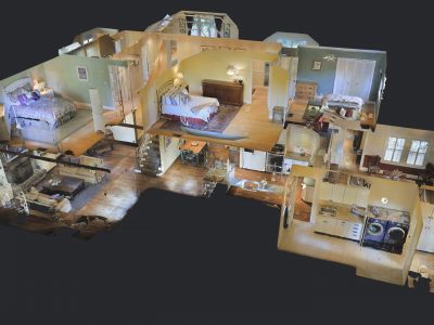 TCL Introduce Our New 3D Virtual Imaging Matterport Pro Camera