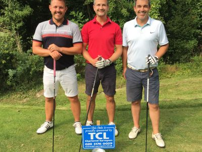 Buckingham Golf Society – August 2017
